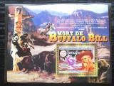 Poštovní známka Guinea 2007 Buffalo Bill Mi# Block 1434 Kat 7€