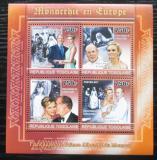Poštovní známky Togo 2011 Evropští monarchové Mi# 3989-92 Kat 12€