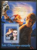 Poštovní známka Guinea 2008 Netopýři a film Dracula Mi# Block 1527 Kat 10€