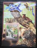 Poštovní známka Guinea 2008 Levhart skvrnitý Mi# Block 1533 Kat 10€