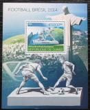 Poštovní známka Guinea 2014 MS ve fotbale Mi# Block 2336 Kat 18€