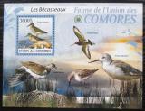 Poštovní známka Komory 2009 Ptáci Mi# 2420 Kat 15€