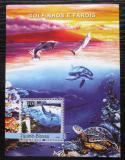 Poštovní známka Guinea-Bissau 2004 Majáky a delfíni Mi# Block 466 Kat 12€