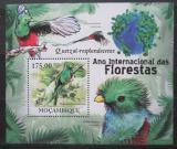 Poštovní známka Mosambik 2011 Kvesal Mi#  Block 416 Kat 10€