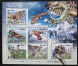Poštovní známky Mosambik 2012 Dravci Mi# 6104-09 Kat 14€