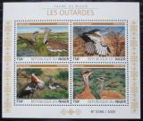 Poštovní známky Niger 2013 Drop velký Mi# 3775-78 Kat 12€