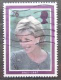 Poštovní známka Velká Británie 1998 Princezna Diana Mi# 1732