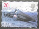 Poštovní známka Velká Británie 1998 Bluebird Mi# 1767