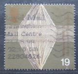 Poštovní známka Velká Británie 1999 Tkalcovství Mi# 1805