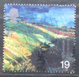 Poštovní známka Velká Británie 1999 Trojpolní systém Mi# 1823