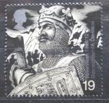 Poštovní známka Velká Británie 1999 Král Robert I. Skotský Mi# 1827