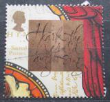 Poštovní známka Velká Británie 1999 Vánoční píseň Mi# 1831