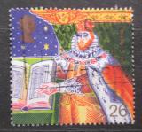 Poštovní známka Velká Británie 1999 Král Jakub I. Stuart Mi# 1832