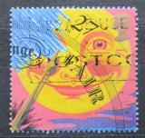 Poštovní známka Velká Británie 2001 Sluníčko Mi# 1925