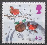 Poštovní známka Velká Británie 2001 Vánoce Mi# 1969