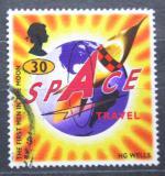 Poštovní známka Velká Británie 1995 Stroj času Mi# 1577