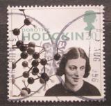 Poštovní známka Velká Británie 1996 Dorothy Hodgkin Mi# 1647