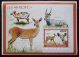 Poštovní známka Togo 2010 Antilopy Mi# Block 501 Kat 8€