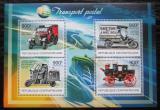 Poštovní známky SAR 2012 Přeprava pošty Mi# 3837-40 Kat 16€