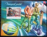 Poštovní známka SAR 2012 Poštovní vlak Mi# Block 982 Kat 14€