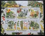Poštovní známky Mosambik 2011 Stromy Mi# 5309-14 Kat 23€