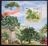 Poštovní známka Mosambik 2011 Stromy Mi# Block 562 Kat 10€