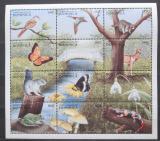 Poštovní známky Dominika 1999 Fauna a flóra Mi# 2741-52