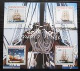 Poštovní známky Niger 2015 Plachetnice Mi# 2962-65 Kat 12€