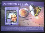 Poštovní známka Guinea 2010 Objevení Pluta, 80. výročí Mi# Block 1837 Kat 10€