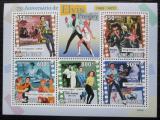 Poštovní známky Guinea-Bissau 2010 Elvis Presley Mi# 4563-67 Kat 12€