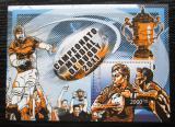 Poštovní známka Guinea-Bissau 2011 MS v rugby Mi# Block 972 Kat 8€