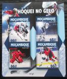 Poštovní známky Mosambik 2016 Lední hokej Mi# 8434-37 Kat 15€