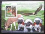 Poštovní známka Guinea-Bissau 2010 Fauna Mi# Block 806 Kat 12€