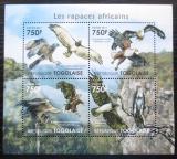 Poštovní známky Togo 2011 Dravci Mi# 4122-25 Kat 12€