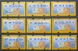 Poštovní známky Německo 1999 ATM, automatové Mi# 3 Kat 19.50€