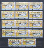 Poštovní známky Německo 2002 ATM, automatové Mi# 5 Kat 15€