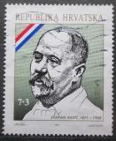 Poštovní známka Chorvatsko 1992 Stjepan Radič, politik Mi# 192