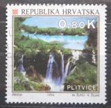 Poštovní známka Chorvatsko 1994 NP Plitvická jezera Mi# 279