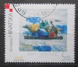Poštovní známka Chorvatsko 2002 Umění Mi# 629