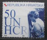 Poštovní známka Chorvatsko 2001 Vrchní komisař OSN Mi# 579