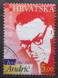 Poštovní známka Chorvatsko 2001 Ivo Andrič, spisovatel Mi# 5951
