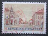 Poštovní známka Chorvatsko 1995 Bjelovar Mi# 341