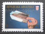 Poštovní známka Chorvatsko 1992 Letecká pošta Mi# 189