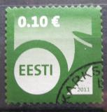 Poštovní známka Estonsko 2011 Poštovní roh Mi# 710