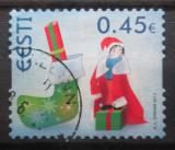 Poštovní známka Estonsko 2013 Vánoce Mi# 778