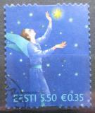 Poštovní známka Estonsko 2010 Vánoce Mi# 679