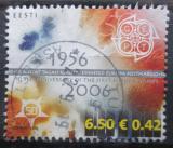 Poštovní známka Estonsko 2006 Výročí Evropa CEPT Mi# 538