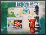 Poštovní známky Guinea 2007 Vladimir Kramnik, šachy Mi# Block 1146