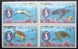Poštovní známky Cookovy ostrovy 2007 Želvy TOP SET Mi# 1595-98 Kat 24€