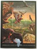 Poštovní známka Guinea 2012 Fauna západní Afriky, orli Mi# Block 2080 Kat 18€